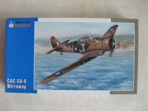 SPECIAL HOBBY 1/48 48054 CAC CA-9 WIRRAWAY