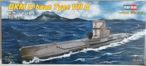 HOBBYBOSS 1/700 87009 DKM U-BOAT TYPE VII C