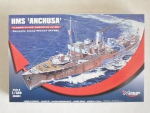 MIRAGE 1/350 350801 HMS ANCHUSA FLOWER CLASS CORVETTE K186