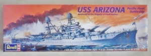 REVELL  0302 USS ARIZONA 1/426