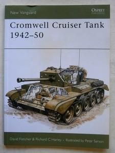 NEW VANGUARDS  104. CROMWELL CRUISER TANK 1942-50