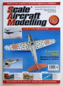 SCALE AIRCRAFT MODELLING  SAM VOLUME 30 ISSUE 11