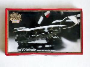 REVELL  8601 GERMAN V-2 MISSILE 1/54