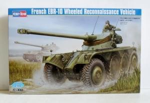 HOBBYBOSS 1/35 82489 FRENCH EBR-10 WHEELED RECONNAISSANCE VEHICLE