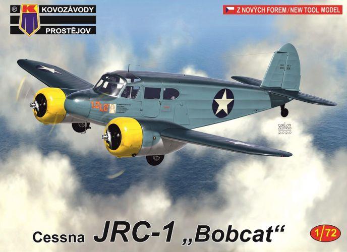 KP 1/72 0170 CESSNA JRC-1 BOBCAT