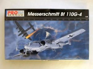 MONOGRAM/PRO MODELLER 1/48 5933 MESSERSCHMITT Bf 110G-4