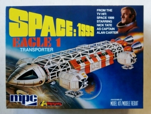 MPC  791 SPACE 1999 EAGLE 1 TRANSPORTER
