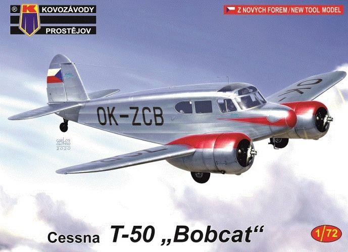 KP 1/72 0171 CESSNA T-50 BOBCAT