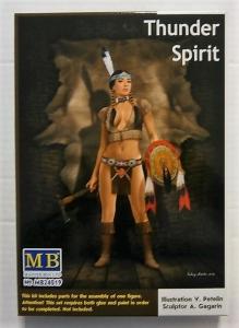MASTERBOX 1/24 24019 THUNDER SPIRIT