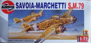 AIRFIX 1/72 04007 SAVOIA-MARCHETTI S.M.79