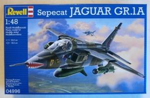 REVELL 1/48 04996 SEPECAT JAGUAR GR.1A
