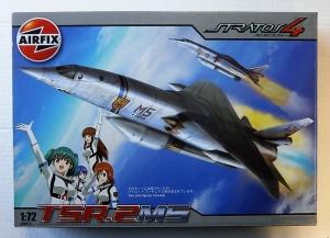 AIRFIX 1/72 08012 TSR.2M5 STRATOS 4