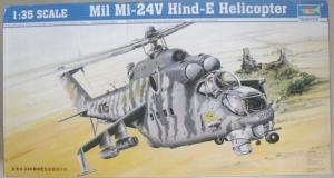 TRUMPETER 1/35 05103 MIL Mi-24V HIND-E  UK SALE ONLY