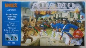 IMEX 1/72 612 THE ALAMO SET