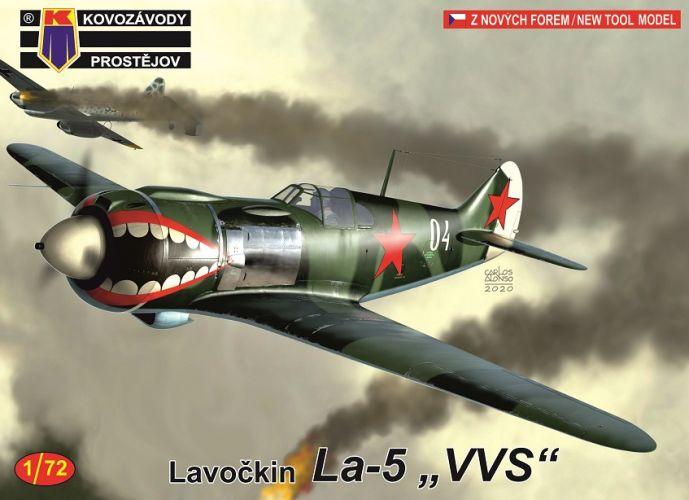 KP 1/72 0173 LAVOCHKIN LA-5 VVS