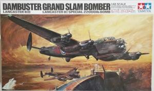 TAMIYA 1/48 61021 LANCASTER DAMBUSTER/GRAND SLAM BOMBER