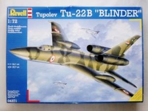 REVELL 1/72 04371 TUPOLEV Tu-22B BLINDER