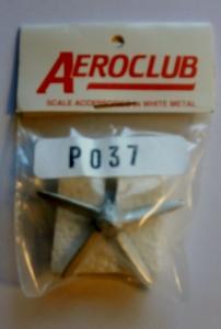 AEROCLUB 1/72 P037 WW1 GERMAN PROPS  1 EA HALBERSTADT CL11   ALBATROSS