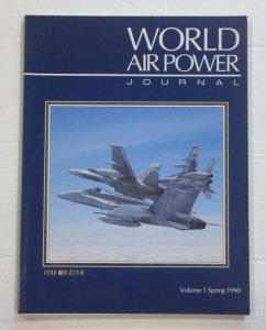 CHEAP BOOKS  ZB745 WORLD AIR POWER JOURNAL VOL 1 1990