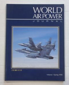 CHEAP BOOKS  ZB745 WORLD AIR POWER JOURNAL VOL 1 1990