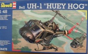 REVELL 1/48 04476 BELL UH-1 HUEY HOG