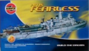 AIRFIX 1/600 03205 HMS FEARLESS