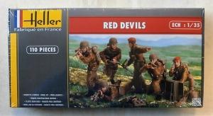 HELLER 1/35 81222 RED DEVILS