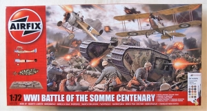 AIRFIX 1/72 50178 WWI BATTLE OF THE SOMME CENTENARY  UK SALE ONLY