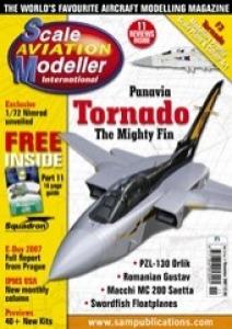 SCALE AVIATION MODELLER  SCALE AVIATION MODELLER VOLUME 13 ISSUE 11