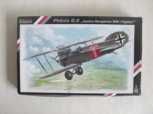 SPECIAL HOBBY 1/48 48036 PHONIX D.II
