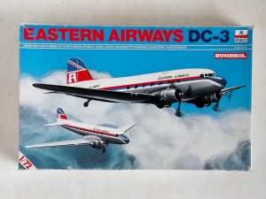 ESCI 1/72 9014GB DC-3 EASTERN AIRWAYS