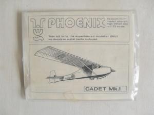 PHOENIX 1/72 P1 KIRBY CADET Mk.1