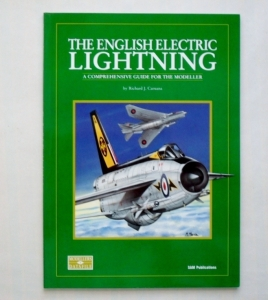 SAM MODELLERS DATAFILES  07. ENGLISH ELECTRIC LIGHTNING