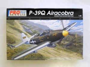 MONOGRAM/PRO MODELLER 1/48 5924 P-39Q AIRACOBRA