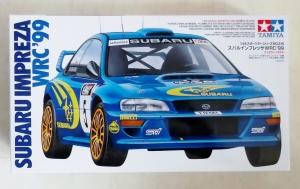 TAMIYA 1/24 24218 SUBARU IMPREZA WRC 99
