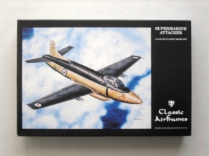 CLASSIC AIRFRAMES 1/48 4102 SUPERMARINE ATTACKER