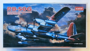 1/72 2156 RB-50G ELECTRONIC RECONNAISSANCE SUPERFORTRESS