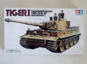 TAMIYA 1/35 35056 TIGER I
