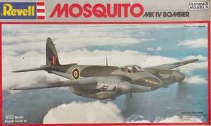REVELL 1/32 0180 MOSQUITO Mk.IV BOMBER