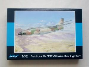 AZUR 1/72 A055 VAUTOUR IIN IDF FIGHTER