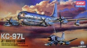 1/72 1606 KC-97L JET BOOSTED TANKER
