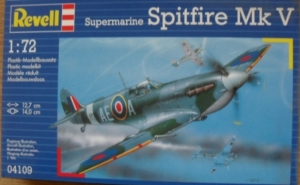 REVELL 1/72 04109 SUPERMARINE SPITFIRE Mk.VB