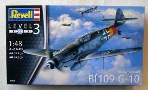 REVELL 1/48 03958 MESSERSCHMITT Bf 109 G-10