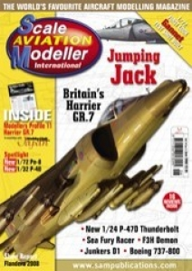 SCALE AVIATION MODELLER  SCALE AVIATION MODELLER VOLUME 14 ISSUE 06
