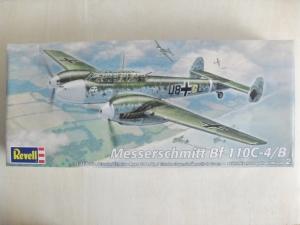REVELL 1/32 5523 MESSERSCHMITT Bf 110C-4/B