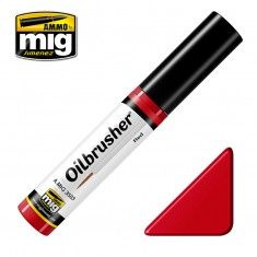AMMO BY MIG JIMENEZ  3503 RED OILBRUSHER