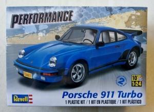 REVELL 1/24 4330 PORSCHE 911 TURBO