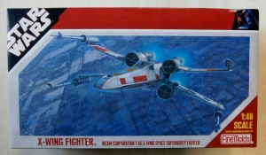 FINEMOLDS 1/48 SW9 STAR WARS INCOM CORPORATION T-65 X WING SPACE SUPERIORITY FIGHTER