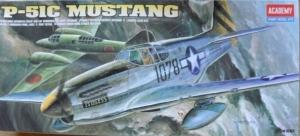 1/72 1616 P-51C MUSTANG