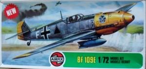 AIRFIX 1/72 02048 MESSERSCHMITT Bf 109E